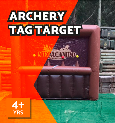 Archery Tag Target