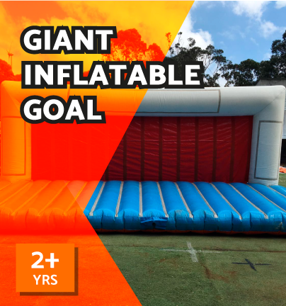 Giant Inflatable Goal